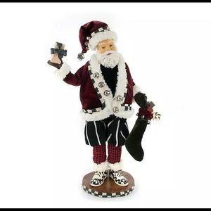 Mackenzie Childs Santa